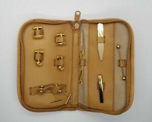 Dior Vintage Suit Accessory Set