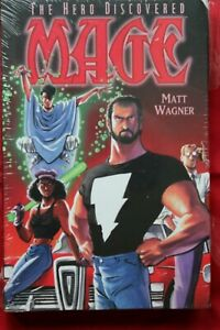 IMAGE COMICS MAGE THE HERO DISCOVERED VOL. 1 MATT WAGNER HBK NEW SHRK