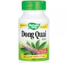 Natures Way Dong Quai 100 Vcaps NEW! Fast Delivery! Free Shipping!