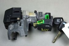 03 04 05 Honda Civic OEM Ignition Switch Cylinder Lock Auto Trans with 2 KEYs