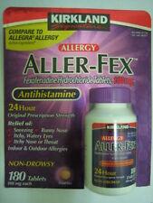 Kirkland Signature Aller-Fex 180 mg., 180 Tablets