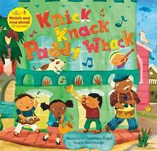 Knick Knack Paddy Whack [With CD (Audio)] (Mixed Media Product)