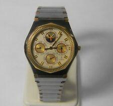Corum 92.115.50 Admiral Triple in Steel & 18k Yellow Gold Bezel & Bracelet Watch