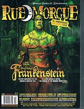 Rue Morgue #171 Frankenstein 200 Years Halloween Issue Special Mr Boogedy 2016