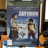 Zaytoun DVD Ex library free shipping Stephen Dorff amid Lebanese Civil War