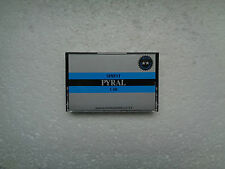 Obscur Vintage Audio Cassette PYRAL Sprint C60 * Rare From France 1980's *