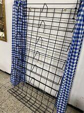 String Garderobe Wandgarderobe Metall Mid Century Vintage 60er Schuhregal Selten