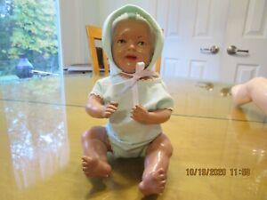 """Parsons Jackson Biskoline Baby Doll, Ohio Stork Mark, 10"""""""