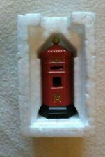 Dept 56 Heritage Village Accessories English Post Box #5805-0 In Box!