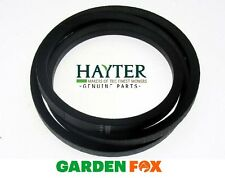 Genuine Hayter Heritage ST38 ST42-150A SWEEPER TRANSMISSION BELT MU37X122 O20A