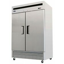 Atosa Mbf8507, Bottom Mount 2-Door Refrigerator