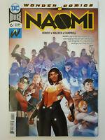 Naomi #6 NM 1st Print DC Comics 2019