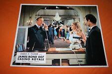 James Bond 007,Casino Royale,--.-,,altes Aushangfoto(As7c)