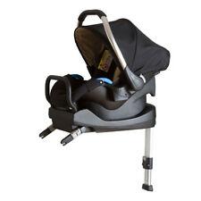 hauck Black Comfort Fix Set - Group 0 Baby Car Seat & Isofix Safety Base