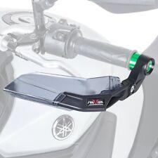 Hebelschützer Handprotektoren für Bremshebel Kupplungshebel X2 grün B-Ware