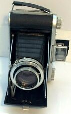 Ensign Selfix 820 Folding 120 Film Camera Ensar 105mm f/3.8 Lens Epsilon Shutter