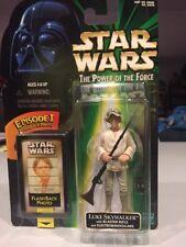 Star Wars Luke Skywalker Floppy Hat Flashback Photo MOC POTF2 1 Arrow VARIANT