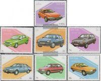 Laos 1010-1016 (kompl.Ausg.) postfrisch 1987 Autos