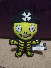 McDonald's 2006 Disney Pirates Of The Caribbean #6 Skeleton Plush Toy