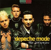 Depeche Mode ‎CD The Interview - Special Edition - Europe (M/M)