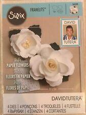 Sizzix Framelits Dies Large Rose 4 Dies 562399 By David Tutera New