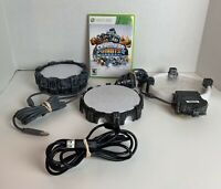 Skylanders Lot Giants with 3 XBOX 360 Portals Tested