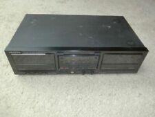 Dual-Tape-Deck Tapedecks & Tonbandspieler mit Stereo L/R RCA Audioausgängen