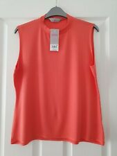 BRAND NEW with TAG - Ladies Sleeveless Top Size 14 PETITE from Dorothy Perkins