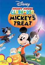 Disney's Mickey Mouse Clubhouse - Mickeys Treat Kids Halloween Dvd