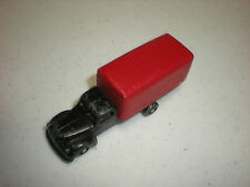 VINTAGE DELIVERY TRUCK 1940's - 1950'S SLUSH METAL HAND MADE? UNKNOWN MAKER