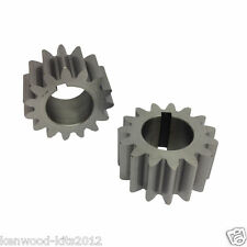 "4 x Hobart Mixer Gear 5/8"" 15 Teeth, A120 A200. Replaces 124748. Generic Spare."