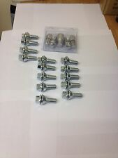 BMW To Vivaro Alloy Wobble Wheel Bolts,& Locking Bolts Kit M14x1.5
