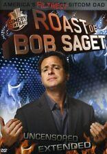 Comedy Central Roast of Bob Saget: Uncensored Extended [New DVD] Full Frame, U