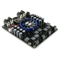 4 x 100W Class D Bluetooth 4.0 Audio Amplifier Board - TSA8498