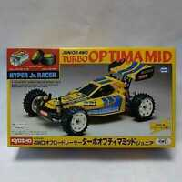 Marui 1/32 Mini 4WD Off-Road Racer Turbo Optima Mid Junior Kyosho Vintage