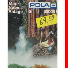 Pola G 330091 Mini-Nebel-Anlage, passend zur LGB