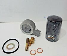 New Spin on Oil Filter Adaptor for MG MGA MGB 1955-1967 Wix Oil Filter