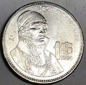 # C5777     MEXICO   COIN,     PESO    1984