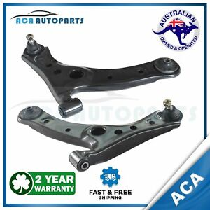 Front Lower Control Arm for Toyota Avensis ACM20 ACM21 2001-2010 LH & RH Pair