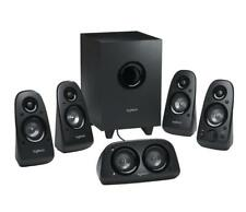Logitech Z506 Surround Sound Speaker System 5.1 150 Watt For 3.5mm & RCA Devices