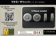Roues pour VBCi, pour kit Heller par Model Miniature,1/35