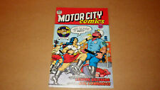 Motor City Comics No. 1 1969 Rip Off Press 4th Printing VF/NM 9.0 Robert Crumb
