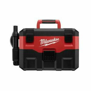 Milwaukee 0880-20 M18 Li-Ion 2 Gal. Wet/Dry Vacuum (Bare Tool)