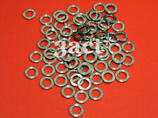 4pcs M6 Titanium / Ti Washer ( Fit Brake, Stem, Bottle Cage, Shifter)