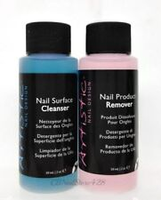 Artistic Nail Product Remover + Nail Surface Cleanser DUO 2oz/59ml