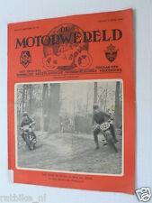 DMW 1946-14,J ROEST EN J DECAT CROSS BRABANCON,SUNBEAM 2-CYL.,MULDER,HOOG,EMSA,
