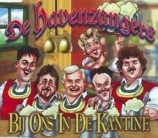 De Havenzangers - Bij Ons In De Kantine (CD, Single) CD 4356