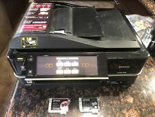 Epson Artisan 810 All-In-One CD/DVD Color Printer Fax Copy Scan WI-FI  EX COND