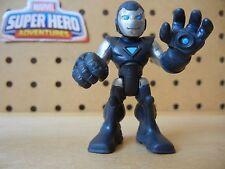Playskool Marvel Super Hero Adventures WAR MACHINE Variant Triangle Arc Reactor