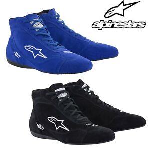 Alpinestars 2021 Sp V2 Course Coffre Jeunes Ovale Ignifuge Shoe Fia 8856-2000